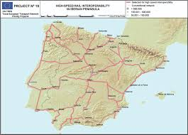 Map Of Spain And Morocco by Building The Europe Of The Future Common Development Not A