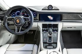 porsche panamera interior 2018 porsche to share new twin turbo v 8 with audi and bentley sedans