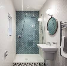 small quirky bathroom design with seamless double shower small quirky bathroom design with seamless double shower hexagonal wall tiles herringbone wall tiles