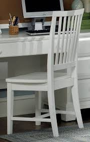 College Desk Chairs Parker Desk Chair White The Land Of Nod Wooden Fancy On Home