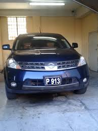 nissan murano for sale in kenya used 2004 nissan murano 350xv four cba pnz50 for sale bf701193