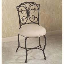 Skirted Vanity Chair Smartness Vanity Chairs For Bathroom Joshua And Tammy