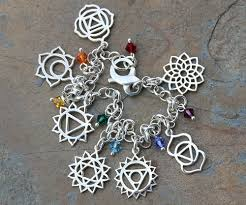 sterling silver crystal bracelet images Chakra symbols sterling silver crystal bracelet zen yoga jpg