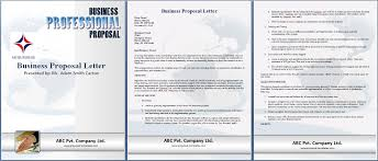 business proposal template microsoft word business proposal letter