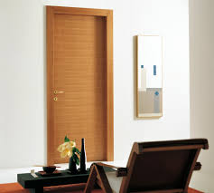 adorable soundproof inside wooden doors model suited for yellow