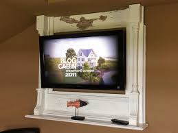 Pictures On The Wall by How To Build A Tv Wall Mount Frame How Tos Diy