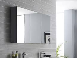 bathroom contemporary large bathroom mirror with backlit light