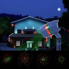 halloween light projector laser light show outdoor waterproof xmas halloween party decoration
