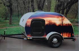 small light cer trailers teardrop trailers http teardropsnw com galleries custom art wrap