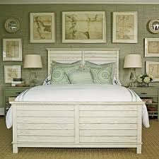 beach style beds white bed coastal look beach style panel beds by silver in frame