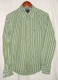 eagle striped shirt men u0027s small s