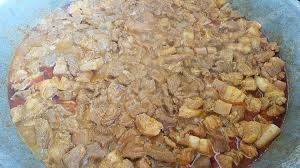 cuisine etc ส งท ายว นไหว ก นด วย แกงฮ งเลหม อใหญ ร านป นโต pinto food