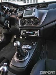 mitsubishi evo interior car pictures