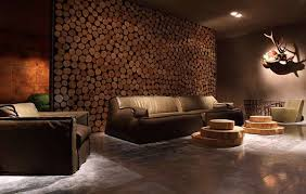 make wall covering made of wood itself beautiful wall design