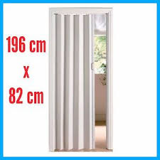 Pvc Room Divider by White Folding Pvc Sliding Door Panel Utility Indoor Internal