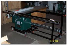 table saw mobile base cabinet table saw mobile base willdrost