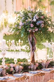 tree centerpiece centerpieces wedding decor toronto a clingen wedding
