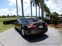 lexus warranty work at toyota dealer 2018 new toyota camry le automatic at royal palm toyota serving