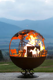Whipps Designs Fire Pits