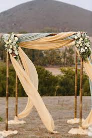 How To Make A Chuppah A Chuppah Arbor Or Arch U2013 Cupcakes And Caviar U2013 Catering And