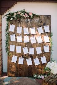 wedding seating chart ideas 15 trending wedding seating chart display ideas for 2018
