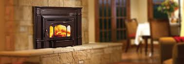 what is the difference between wood u0026 pellet fireplace inserts