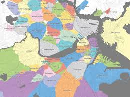 West Seattle Neighborhood Map by Mapping Neighborhoodness U2013 Andy Woodruff U2013 Medium