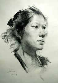 new charcoal step by step drawing pinterest drawings