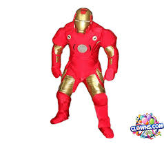 Halloween Costumes Iron Man Ironman Character Kids Party Ny Birthday Party Characters