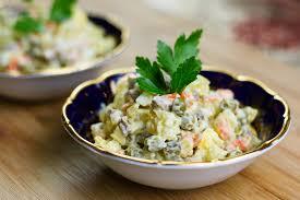 olivier cuisine salad recipe
