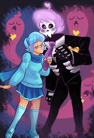 fanart del video musical animado ghost de mystery skulls fanart