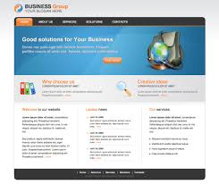 business group html template by guitarsimo80 on deviantart