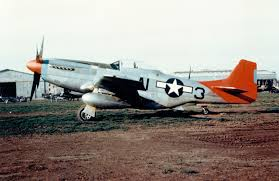 during the war the tuskegee airmen painted their planes with nose