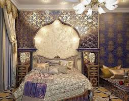 bedroom moroccan style bedroom furniture and wall decor with
