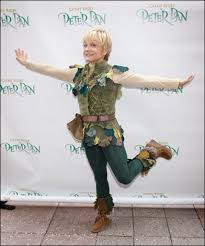 Rigby Halloween Costume Cathy Rigby Peter Pan Reads Garden Dreams Children