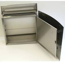 modern stainless mailbox u2013 monicarettig com