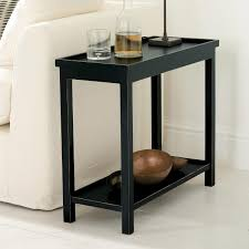 Narrow Accent Table by Coffee U0026 Accent Tables Humble Skinny Sofa Table Narrow Sofa
