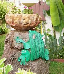 How To Use Old Tires For Decorating 24 Creative Ways To Reuse Old Tires As A Garden Decoration