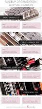 best 25 acrylic makeup organizers ideas on pinterest makeup
