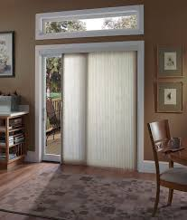 Pleated Shades For Windows Decor Choosing Window Treatments For Sliding Glass Doors Home Decor