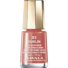 mavala mini color creme gel symphony nail polish dublin 5ml