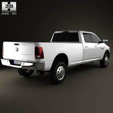dodge ram 2500 2012 dodge ram 2500 crew cab big horn 8 box 2012 3d model hum3d