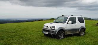 suzuki jeep 2012 review suzuki jimny u0027adventure u0027 limited edition wayne u0027s world