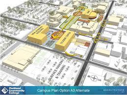 Portland Parking Map Cascade Bond Plans Cemented News At Pcc