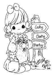 precious moments coloring books print index coloring pages