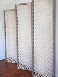 Screens Room Dividers by Large Macrame Room Divider Screen Macrame Pinterest Room