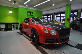 bentley red print tech u0027s candy red mansory bentley continental gt 2