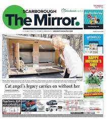 Danforth Roofing Supplies by The Scarborough Mirror North May 11 2017 By The Scarborough