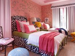 decor for teenage bedroom outstanding bedroom outstanding pink design for with zebra print bed and