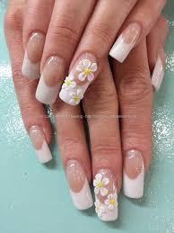 beautiful photo nail art 38 adorable 3d flower nail designs ideas